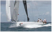 racing sailboat (carbon) CARKEEK 40 Carkeek Design