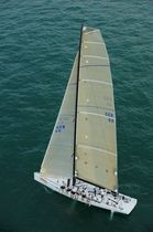 racing sailboat (custom-made, with canting and lifting keel) WILKE 49 Wilke & Co