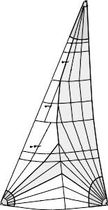 racing sail : genoa  Shore Sails