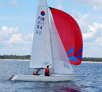 racing sail : mainsail (one-design) 606 WB-Sails