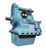 reduction gearbox for ships GXU270 - GXU600 Finnoy