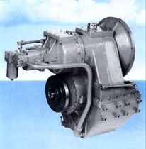 reduction gearbox for ships (for variable pitch propeller) CPG32 Hundested Propulsion Systems