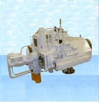 reduction gearbox with clutch for ships GA 80 Hundested Propulsion Systems
