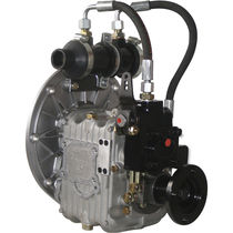 reduction gearbox with hydraulic clutch for boats H60 - 63 HP (47 KW) MAX. BAYSAN MARINE