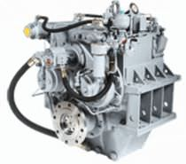 reduction gearbox with inverter / clutch for ships MM W5700 -/NR (1.976 -> 6.17:1 - 1644 HP MAX. @ 2300 RPM) Masson Marine