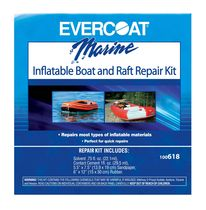 repair kit for inflatable boat  Evercoat Marine