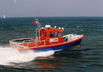 rescue boat (jet propulsion, aluminium) ALN 014 - WAVE RESCUER CLASS Alnmaritec