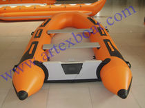 rescue boat : foldable inflatable boat 3.6 Qingdao Artex Corporation Ltd