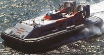 rescue boat : hovercraft C-7 Keppel Shipyard