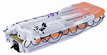 rescue boat : rigid inflatable boat (jet propulsion, center console) JET TENDER 14 RB Castoldi