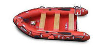 rescue boat : rigid inflatable boat (outboard) SR5 MFB  Duarry