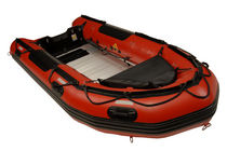 rescue boat : rigid inflatable boat (outboard) 380 RS Rescue One