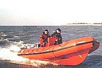 rescue boat : rigid inflatable boat (outboard)  Survitec Zodiac