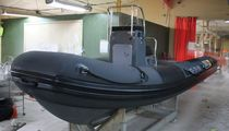 rescue boat : rigid inflatable boat (outboard, center console) 480 ONJ