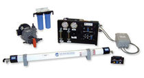reverse osmosis water-maker for yachts AQUA-SEP&reg;SERIES 1 Compass Water Solutions