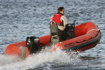rigid inflatable boat (outboard, jockey console) MULTI PURPOSE 4.6M Tornado Boats