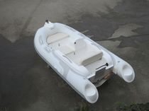 rigid inflatable boat (outboard, side console) HYP 330 Qingdao Lian Ya Boat Co