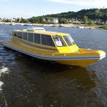 rigid inflatable boat (sightseeing boat, in-board) HITEK 85C TAXI EK Marine