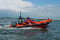 rigid inflatable boat (utility, outboard) SUPER 11M Tornado Boats