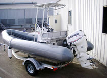 rigid inflatable boat (utility, outboard, center console) 17 EXTREME ALUMINIUM Northwind