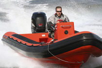 rigid inflatable boat (work-boat, outboard, center console) SUPER 7M Tornado Boats