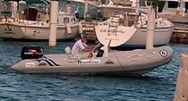rigid inflatable boat (outboard, center console)  RioTecna