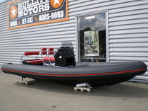 rigid inflatable boat (outboard, stepped hull, center console) CoachRIB 4,9 - 6m Hydroboats, Lda