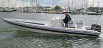 rigid inflatable boat (outboard, twin engine, center console) REVENGER 32 Revenger