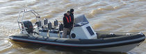 rigid inflatable boat (passenger boat, outboard, center console) 7.8M RibQuest