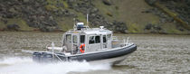 rigid inflatable boat (utility, in-board, with enclosed cockpit) RAIV  Almar