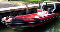 rigid inflatable boat (utility, outboard, center console) MANCINI 650 Mancini s.a.s. di Mancini Giancarlo & Co.