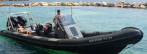 rigid inflatable boat (utility, outboard, twin engine, center console) 9M RibQuest