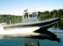 rigid inflatable boat (utility, outboard, with enclosed cockpit) 27 EXTREME Northwind