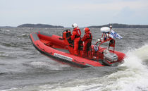 rigid inflatable boat (work-boat, in-board, center console) C-605 Boomeranger