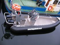 rigid inflatable boat (work-boat, outboard, twin engine, center console) 7M (POLLUTION) Flugga Boats