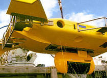 ROV / AUV sonar (multibeam)  Materials Systems Inc