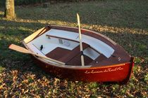 rowing shell : classic single scull LE LASCAR DU TOUL'RU La GAZELLE DES SABLES