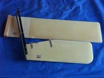 rudder blade for racing sailing dinghy  Far East Optimist