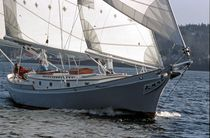 sailboat : classic sailing-yacht (ketch) ELEMIAH Covey Island Boatworks