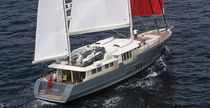 sailboat : cruising sailing-yacht (custom-made, deck saloon) HORTENSE JFA Yachts