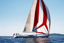 sailboat : cruising sailing-yacht (deck saloon) THAT'S Y Vitters