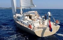 sailboat : cruising sailing-yacht (deck saloon) GARCIA 70.2 Garcia Yachting