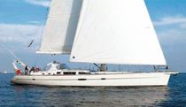 sailboat : cruising sailing-yacht (deck saloon) GARCIA 70 Garcia Yachting