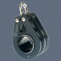 sailboat double block with swivel (max. rope ø : 12 mm) 95205 Wichard