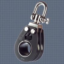 sailboat double block with swivel (max. rope ø : 14 mm) 42205 Wichard