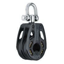 sailboat double block with swivel (max. rope ø : 16 mm) 3248 Harken