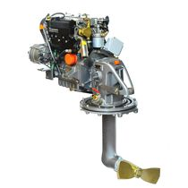 sailboat engine : in-board diesel engine 30 - 40 hp (saildrive, indirect injection, natural aspiration) LDW 1003 SD (30 HP @ 3600 RPM) Lombardini Marine