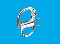 sailboat halyard snap shackle MS0110 Ningbo Metals &amp; Wire Rope Fittings