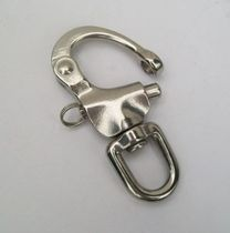 sailboat quick release snap shackle with eye R7466 - BL = 3000 KG RWO
