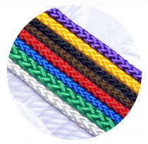 sailboat rope : cruising (Polypropylene) BRAIDED Lippmann Tauwerk